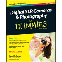 For Dummies: Digital SLR Cameras and Photography for Dummies (Paperback)