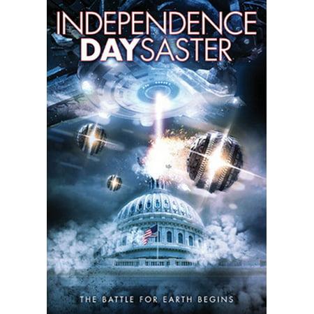 Independence Daysaster (DVD) - Andrea Tantaros Halloween