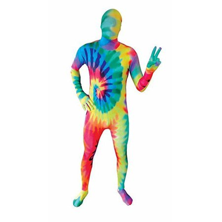 NEW Morphsuits Premium Tie Dye XXL Multi Color XX-Large B10 (Tie Dye Morphsuit)