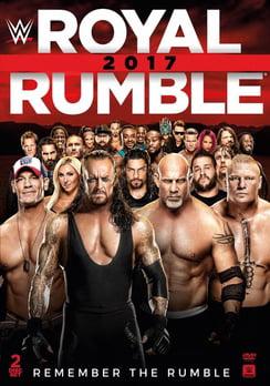 WWE: Royal Rumble 2017 by WARNER HOME VIDEO