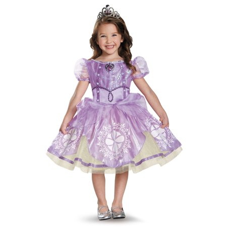 Child Sofia Tutu Prestige Costume by Disguise - Sofia Costumes
