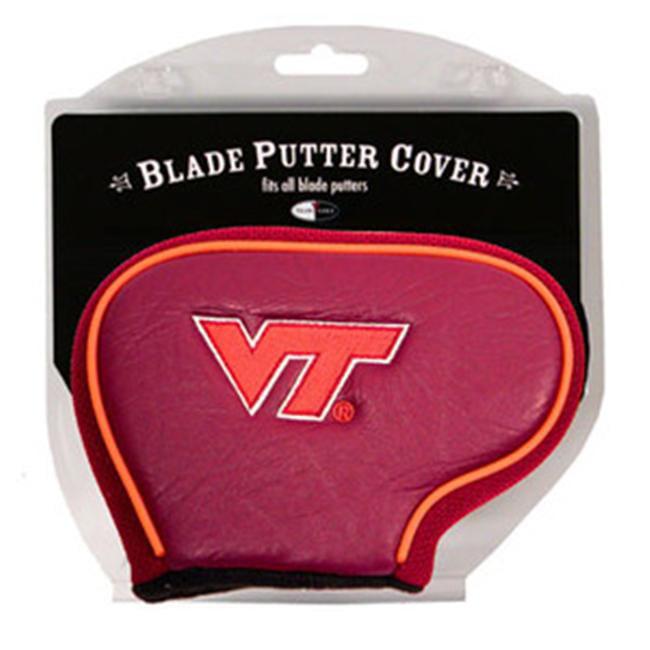 Team Golf 25501 Virginia Tech Hokies Blade Putter Cover