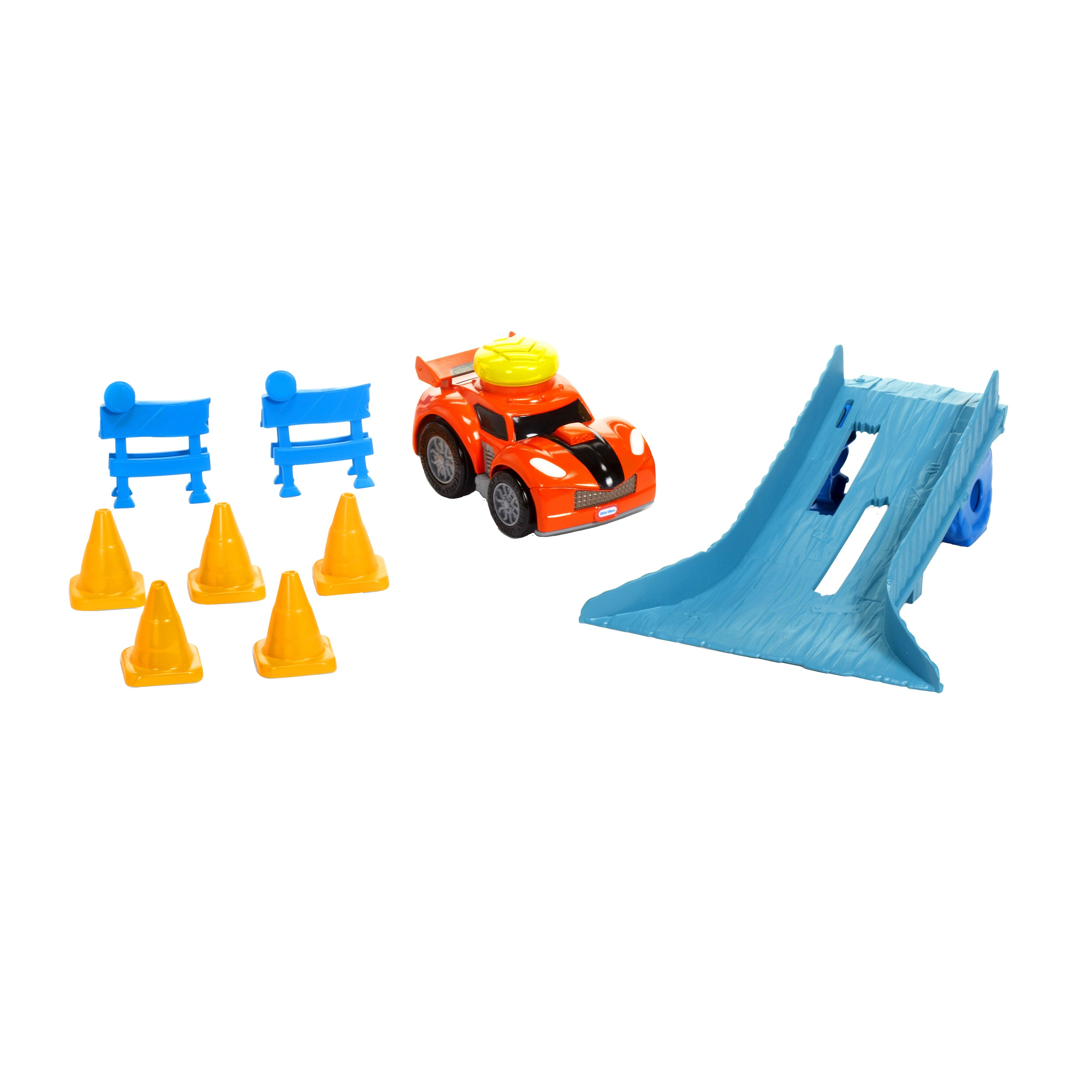 Little Tikes Slammin' Racers Stunt Jump by MGA Entertainment