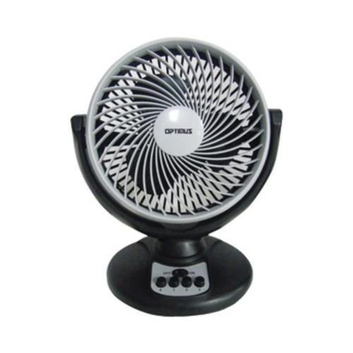 "Optimus OPTIMUS F-7098 8"" Oscillating Turbo High Performance Air Circulator O..."
