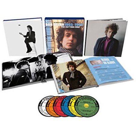 The Cutting Edge 1965-1966: The Bootleg Series Vol. 12 (CD) (Essentials Series Cd)