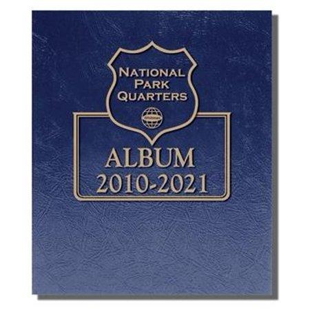 (Natl Park Quarters Album 2010-2021)
