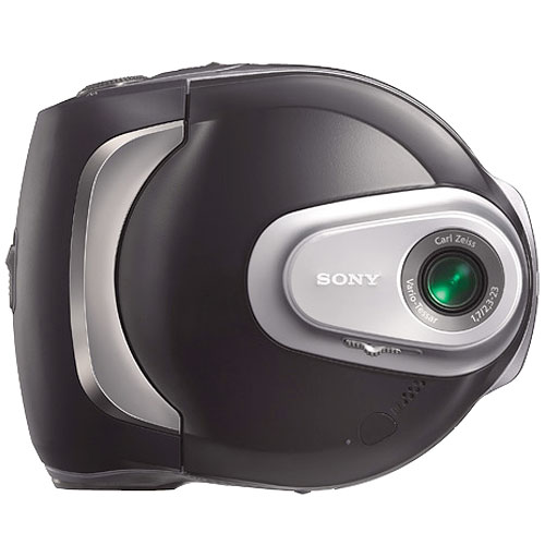 IN BOX - Sony Handycam DCR-DVD7 Digital Camcorder - Silve...