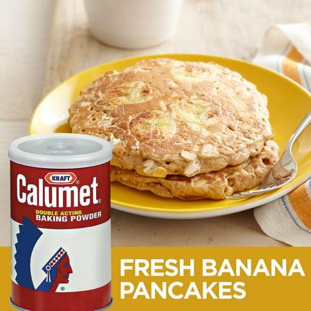 Calumet Baking Powder, 7 oz Can - Best Baking Powder & Soda
