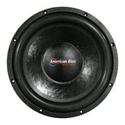 "American Bass HD10D2 10"" HD Series 3000 Watts Max Power Dual 2 Ohm Subwoofer"
