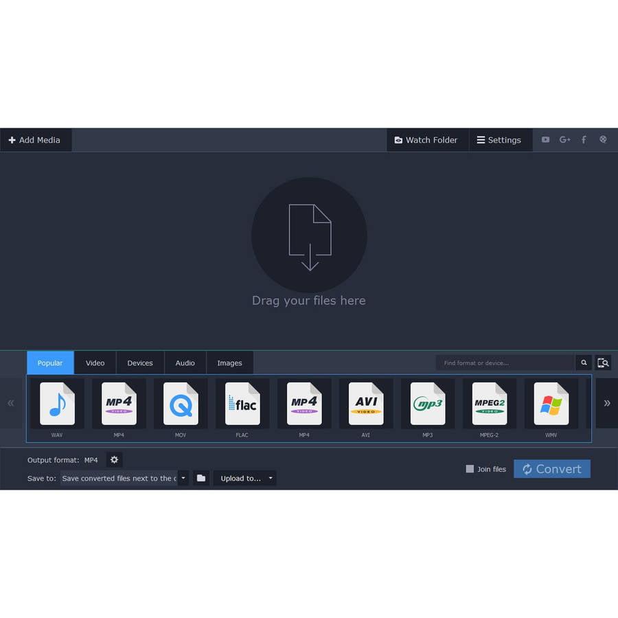 Golden Software MVC17PE-ESD Movavi Video Converter 17 Personal ESD (Digital Code)