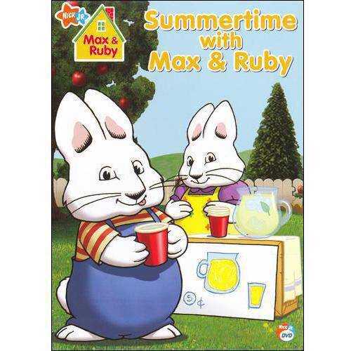 Max And Ruby: Summertime With Max And Ruby (Full Frame)