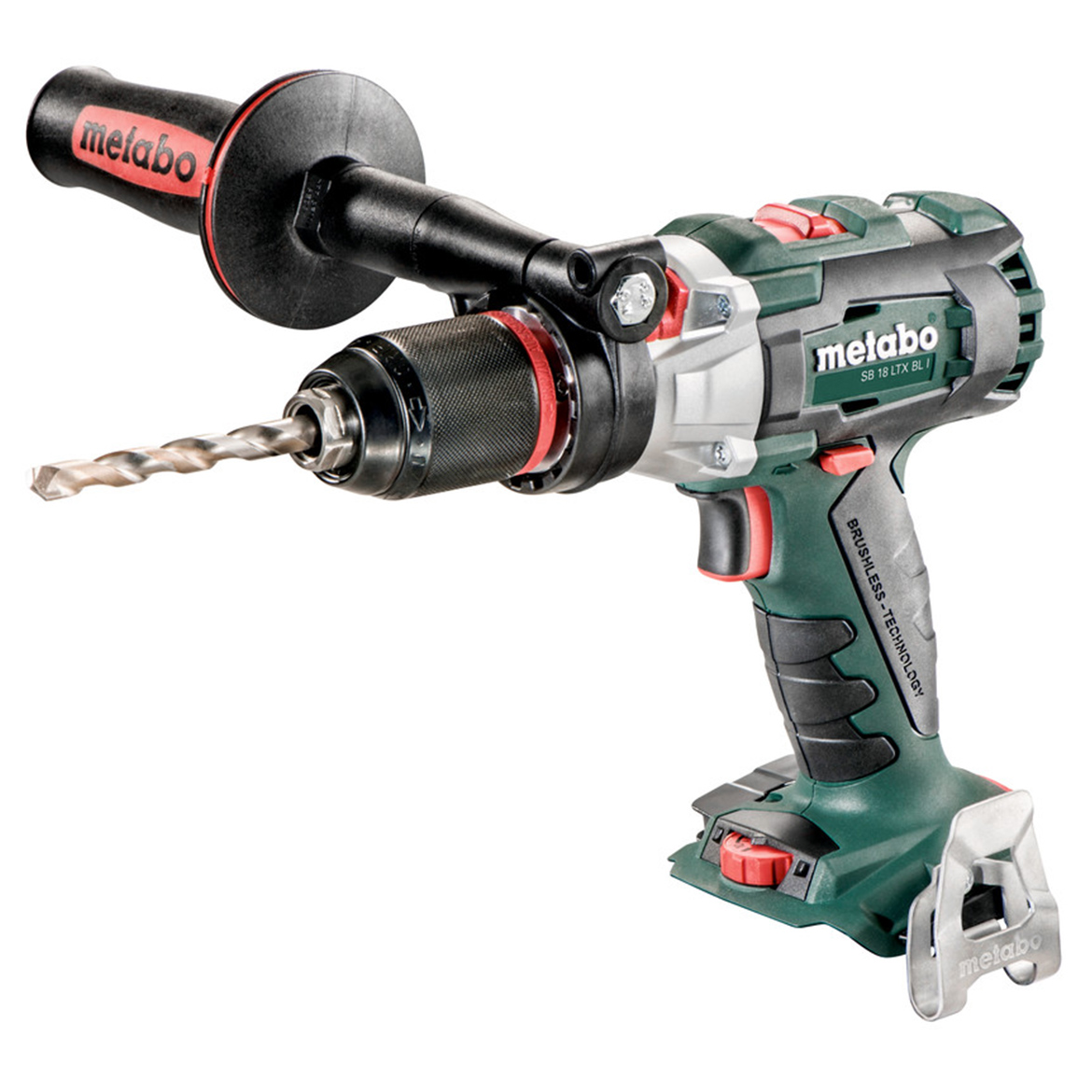 Metabo 602352890 18-Volt Lithium-Ion Brushless Hammer Dri...