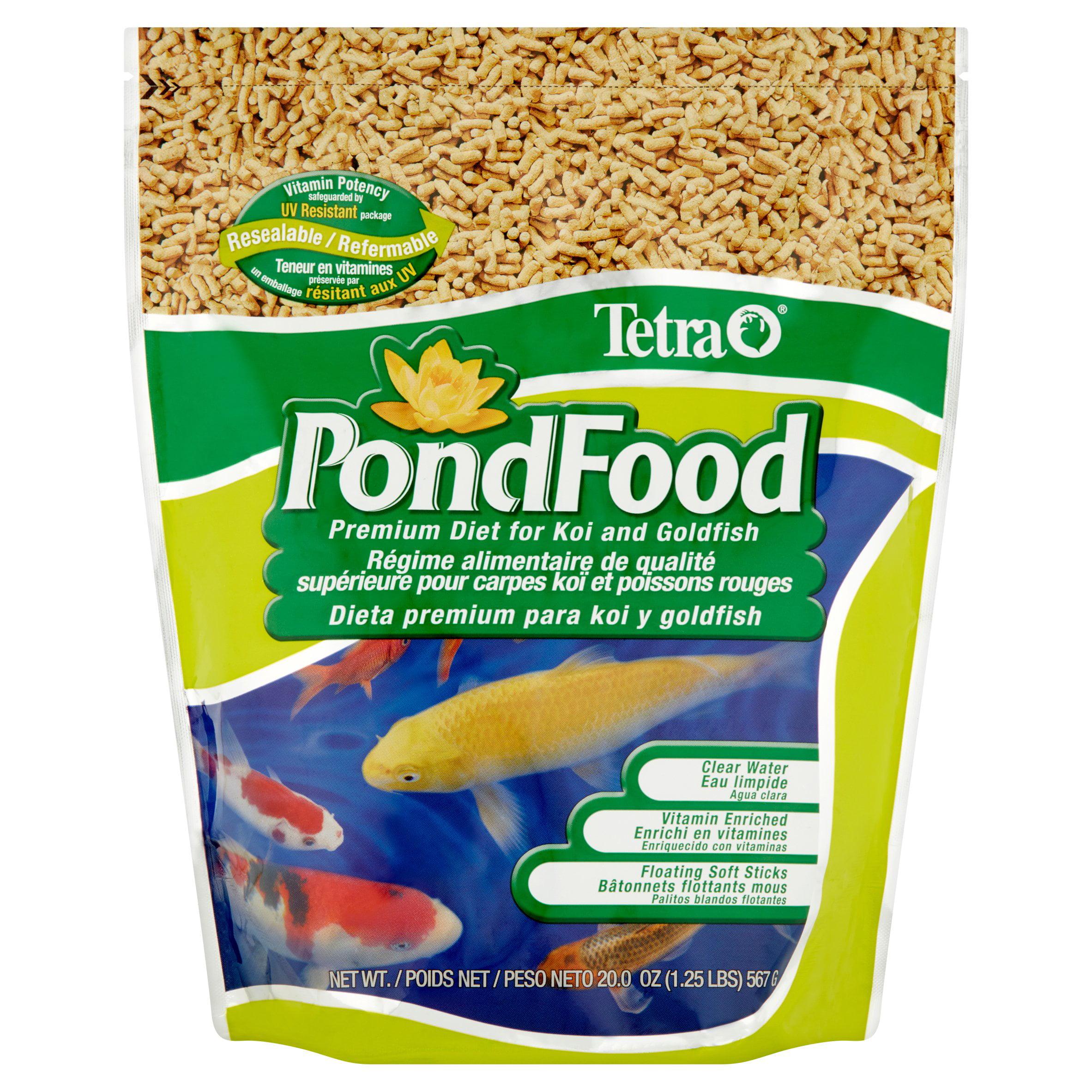 Fish food for Walmart fish food