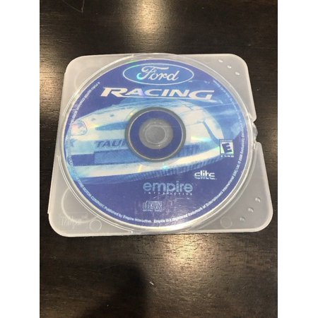 Ford Racing 1  -   PC CD-ROM  -  Empire