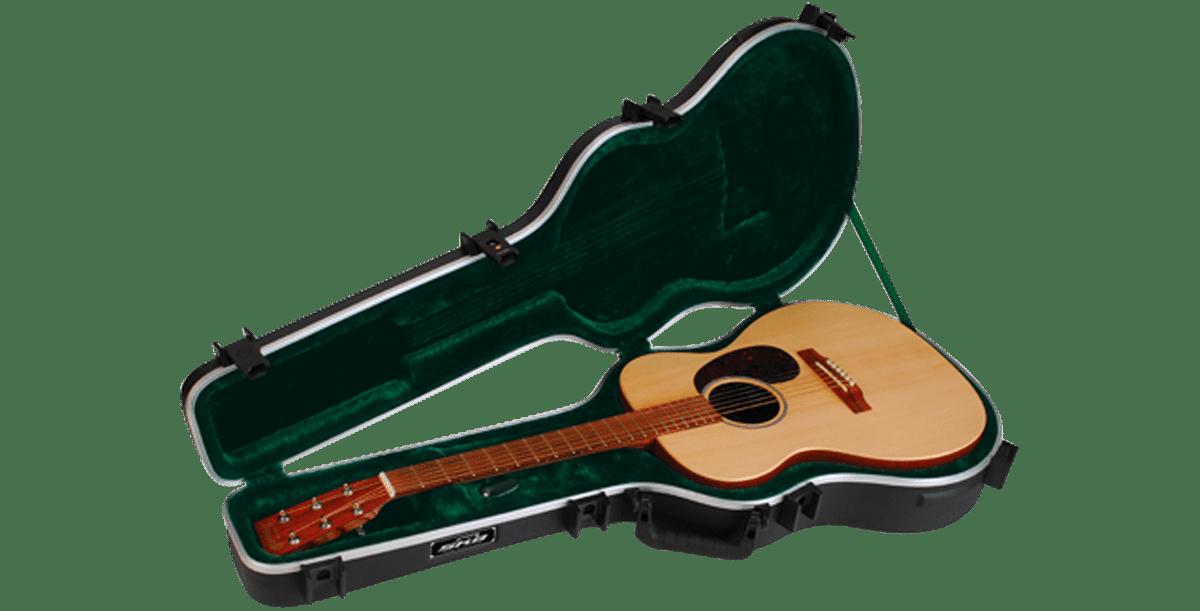 SKB 1SKB-000 000 Sized Acoustic Guitar Case by SKB