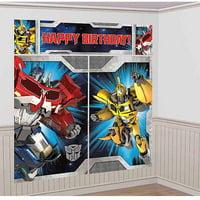 Transformers Scene Setter Kit