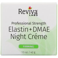 Reviva Labs  Elastin   DMAE Night Creme  1 5 oz  42 g