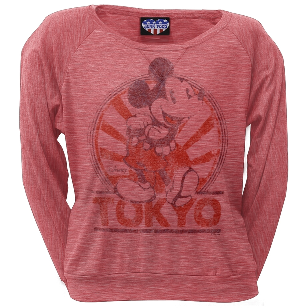 Mickey Mouse - Tokyo Juniors Long Sleeve T-Shirt - Small