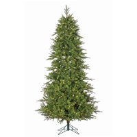 Sterling 7.5Ft. Pre-Lit Shasta Pine Tree with Instant Glow Power Pole and 750 LED Lights