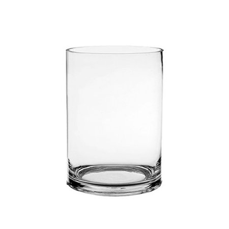 Cys Excel Glass Cylinder Vase Set Of 12 Walmart
