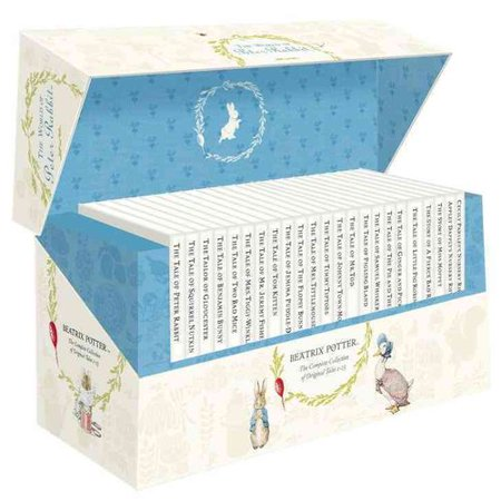 The Original Peter Rabbit Presentation Box 1 23 R I