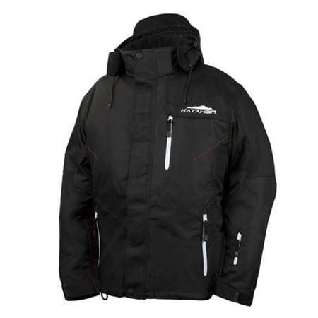 b0d3a64eb Katahdin Gear Apex Jacket Black 3XL 84160207 - Walmart.com
