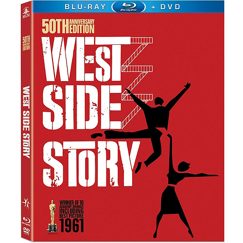 West Side Story (50th Anniversary Edition) (Blu-ray   DVD))