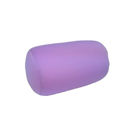 Eco Friendly Micro Beads Tube Pillow Lumbar Roll Couch Bed Throw Pillow Patio Cushion ()