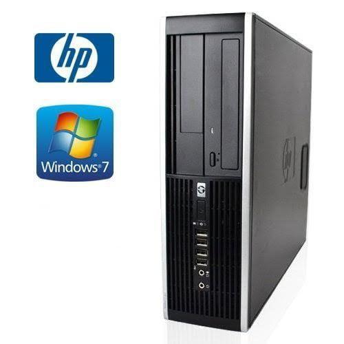 HP Compaq Pro 6005 Small Form Factor High Performance Premium Business Desktop (AMD PHENOM II X3 3.0 GHz, 4GB DDR3 Memory, 250GB HDD, DVD, Windows 7 Professional) (Certified Refurbished)