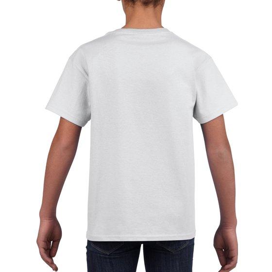784fc2cd4e9f Gildan - Classic Youth Short Sleeve T-Shirt - Walmart.com