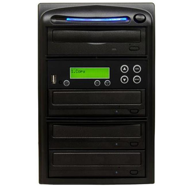 Produplicator PUSBMDSC03 1-3 USB Flash Memory Card to M-Disc Support Data Backup CD & DVD Duplicator