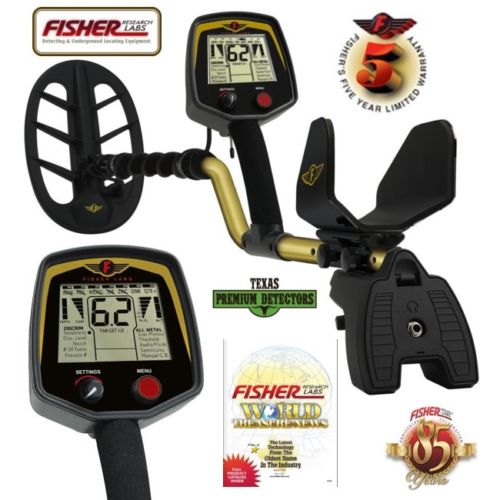 Fisher F75 Metal Detector Aniversary Special by