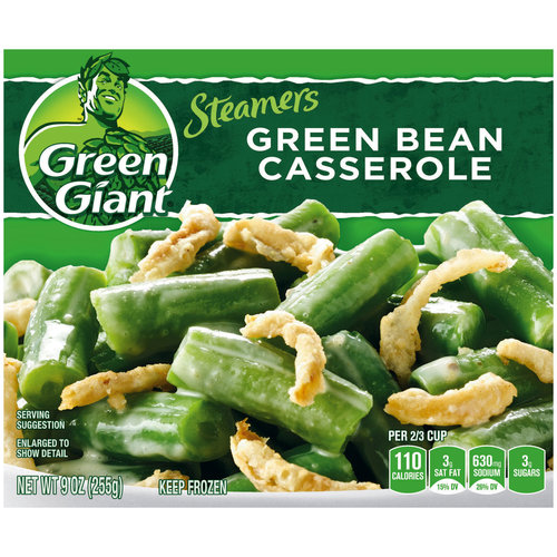 Green Giant Steamers Green Bean Casserole, 9 oz