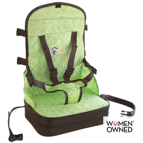 Child of Mine - Booster Seat, Green