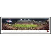 "Arkansas Razorbacks 13"" x 40"" Donald W. Reynolds Razorback Stadium Standard Frame Panorama"