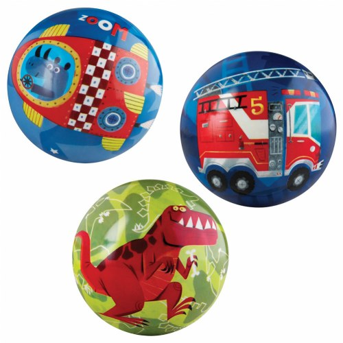 "4"" Play Balls (Set of 3)"