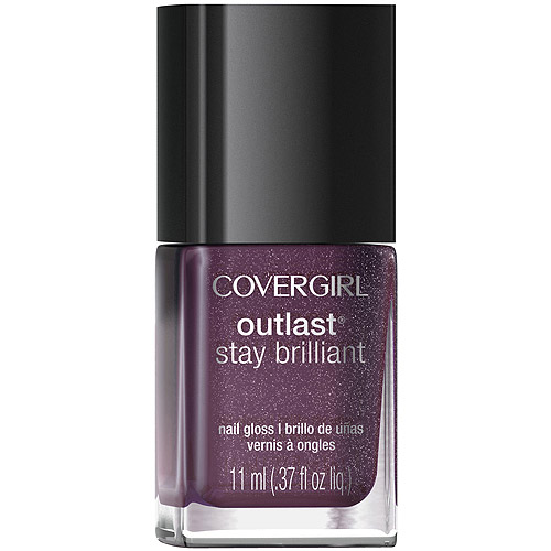 COVERGIRL Outlast Stay Brilliant Nail Gloss, 0.37 fl oz
