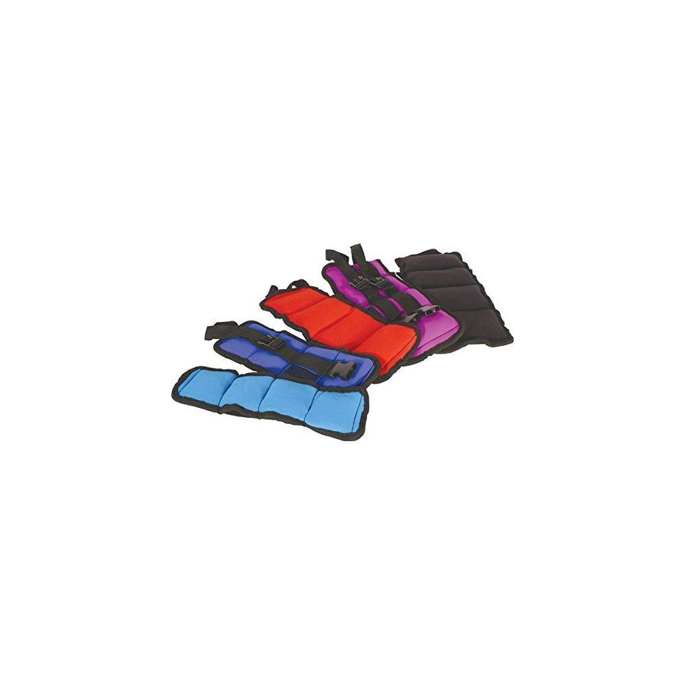 Kiefer 811400-10 ankle/wrist weights (1-pair), 5 pounds e...
