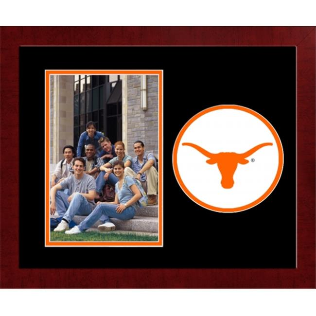 Campus Image TX953SLPFH Texas A&M University Spirit Photo Frame - Horizontal