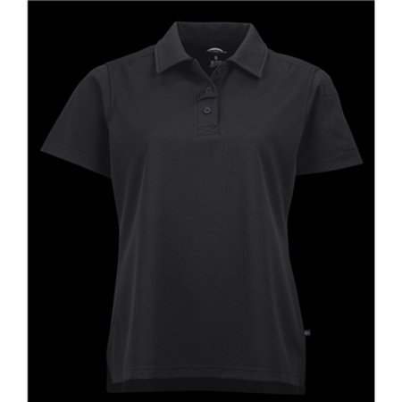 d8a39670 FS952 - Dickies FS952 Women's Black 100% Polyester Tactical Short ... dickies  polo