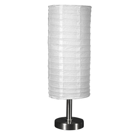 Oriental Furniture Haru Table Lamp](Rice Paper Lamp)