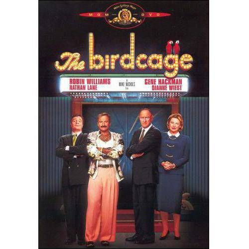 The Birdcage (Widescreen)