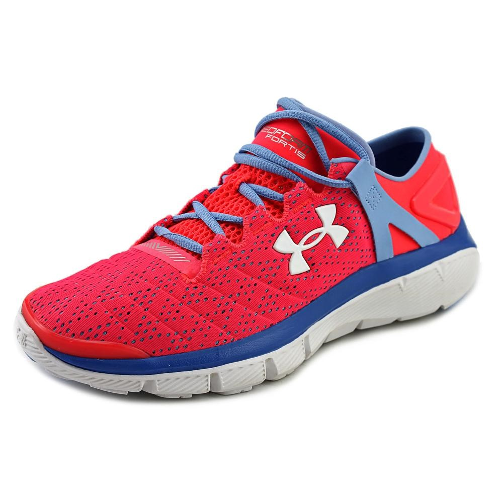 Under Armour Speedform Fortis Youth US 6.5 Pink Running Shoe