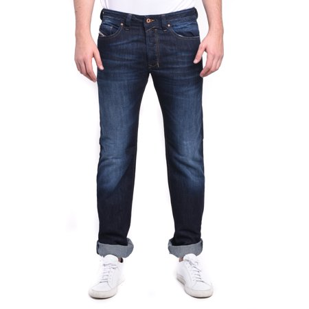 Diesel Safado Men's Regular Slim-Straight Denim Jeans 0R0S3