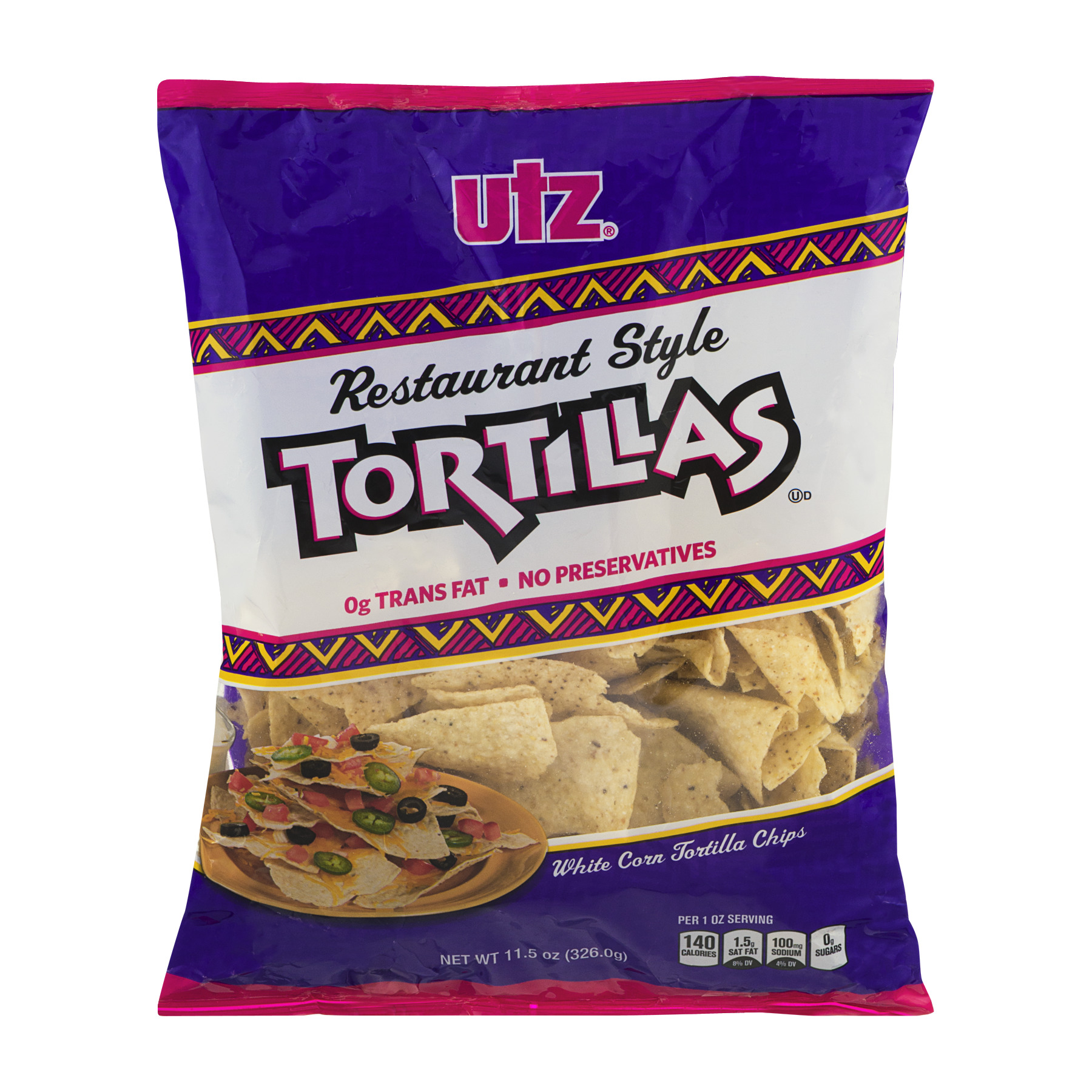 Utz Restaurant Style Tortillas, 11.5 OZ
