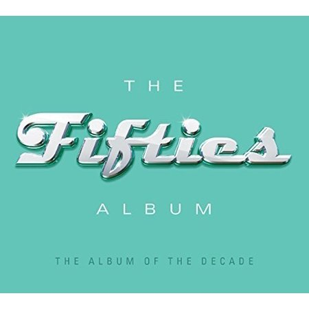Fifties Album / Various (CD)](Fifties Rock)