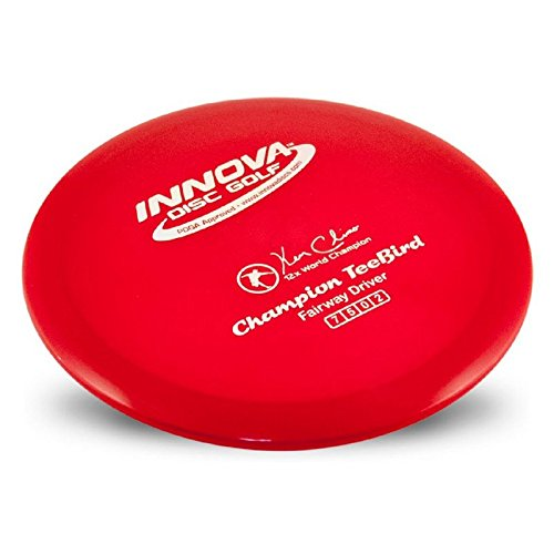 Champion TeeBird Golf Disc One Size ASSORTED, By Innova Disc Golf by