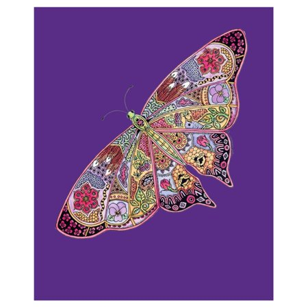 Toland Home Garden Animal Spirits - Butterfly Flag