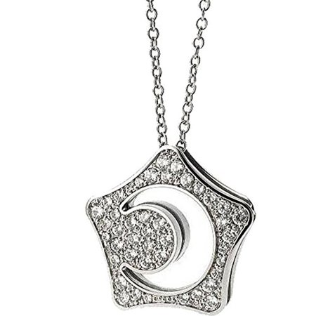 Element Jewelry Flowers Necklace (Boys Over Flowers Kissing Star)