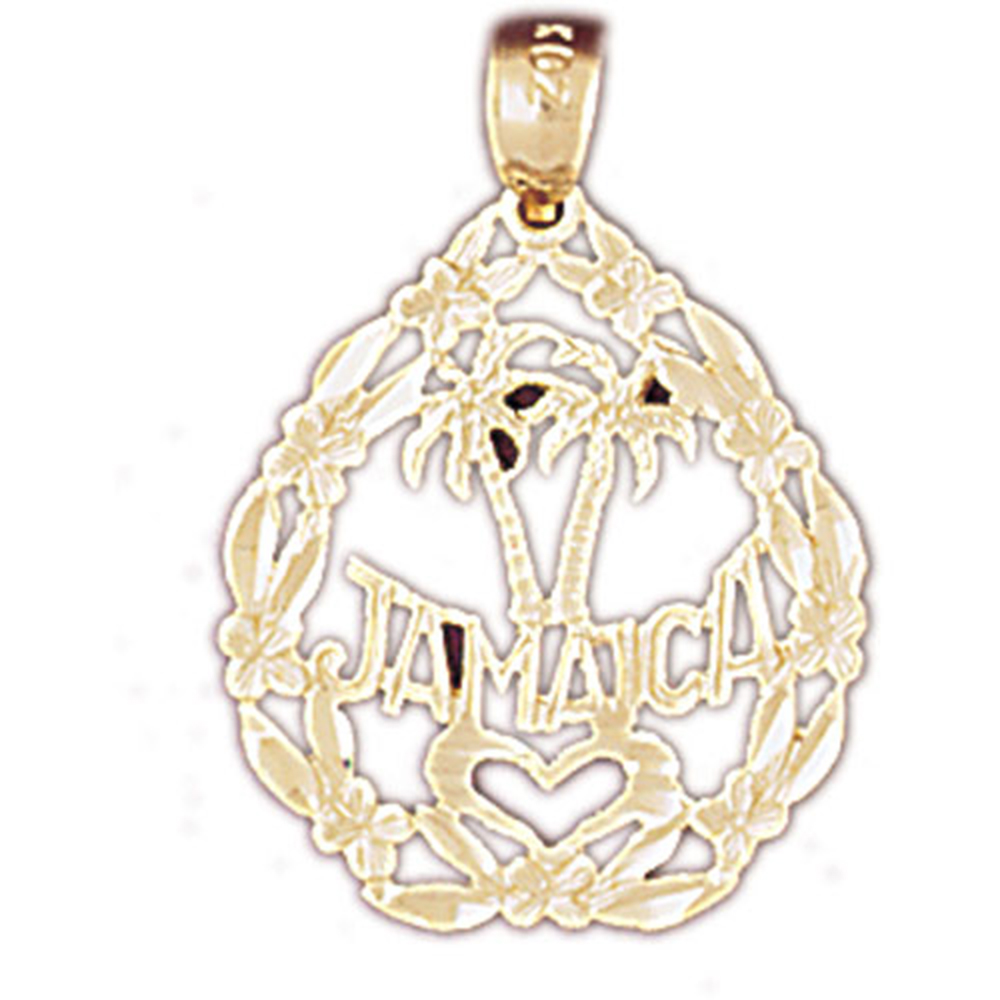 Jewels Obsession 14K White Gold Baby Bottle Pendant 21 mm